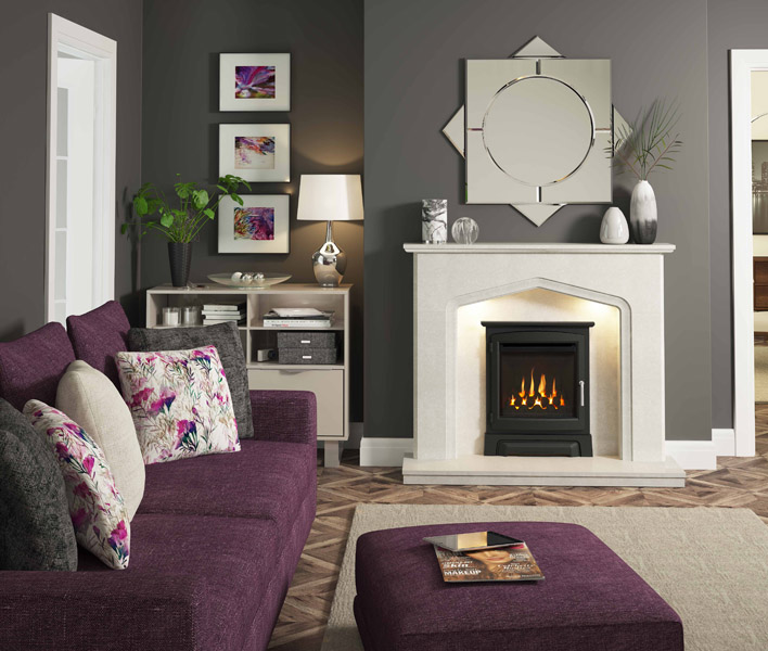 Aurelia with Utopia and Cast Stove trim LR
